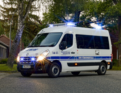 2021-07-01 | Neuer Fachzug im Ortsverband Osterode am Harz