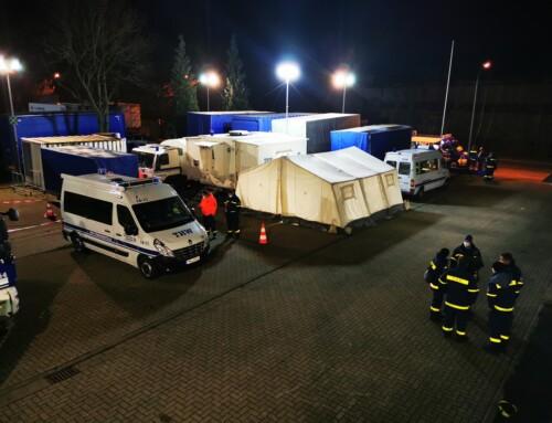 2021-01-30 | Unterstützung Kampfmittelräumung LK Göttingen