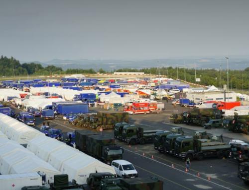 2021-07-14 | Starkregen fordert Einsatzkräfte aus Osterode